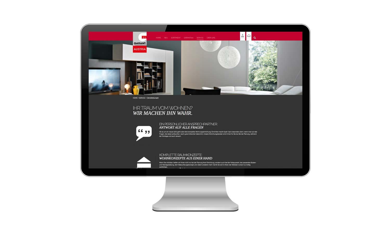 Garant Website