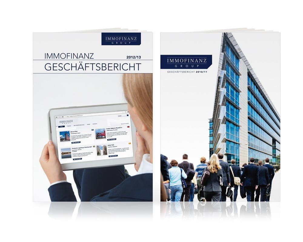 Immofinanz Geschäftsberichte